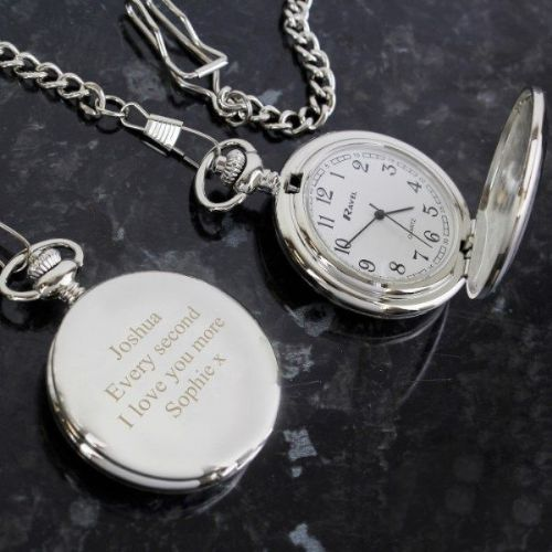 Formal Pocket Fob Watch